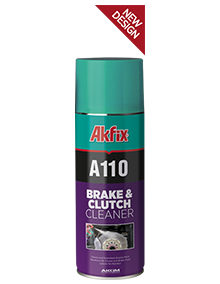 A110 Brake and Clutch Cleaner