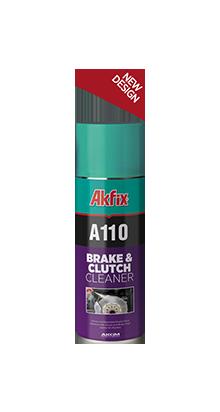 A110 Brake and Clutch Cleaner