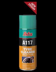 A117 Tyre Cleaner & Polish Foam