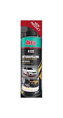A120 Anti Gravel Car Underbody Protection Spray