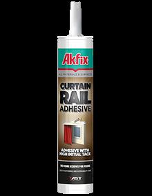 Curtain Rail Adhesive AST Polymer